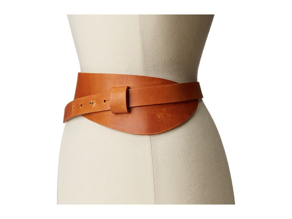 ADA Collection - Michael Belt (Cognac) Women's Belts