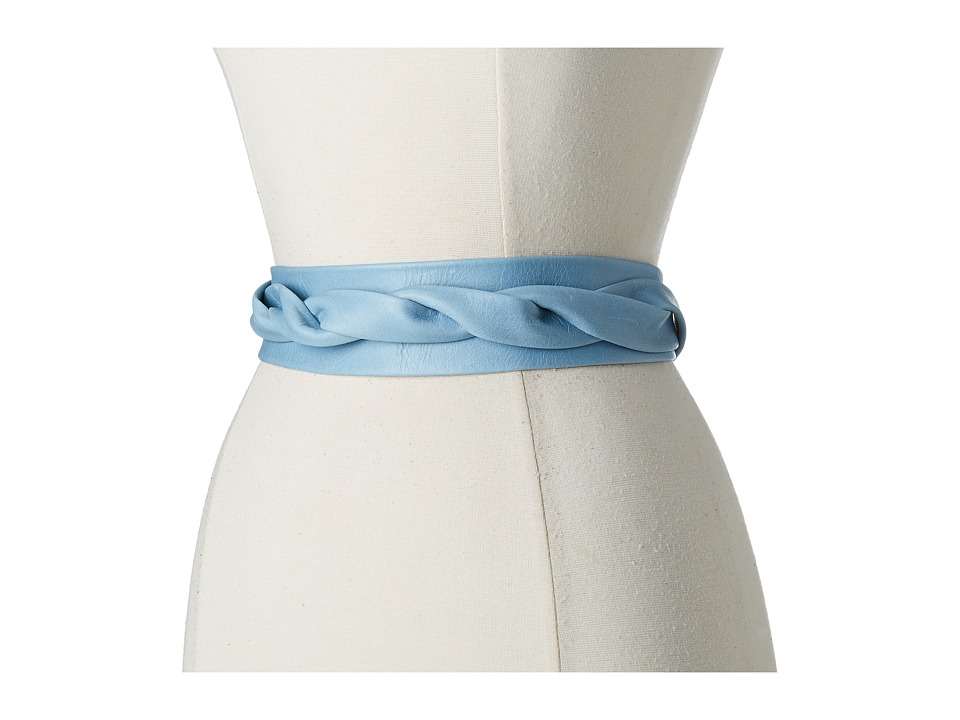 ADA Collection - Midi Wrap Belt (Chambray) Women's Belts