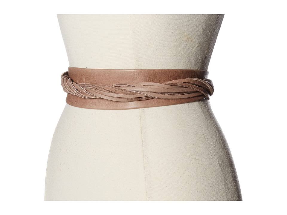 ADA Collection - Riley Belt (Taupe) Women's Belts