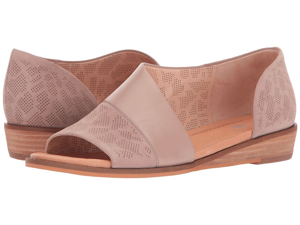 Dr. Scholl's - Fresco - Original Collection (Light Taupe Suede) Women's Shoes