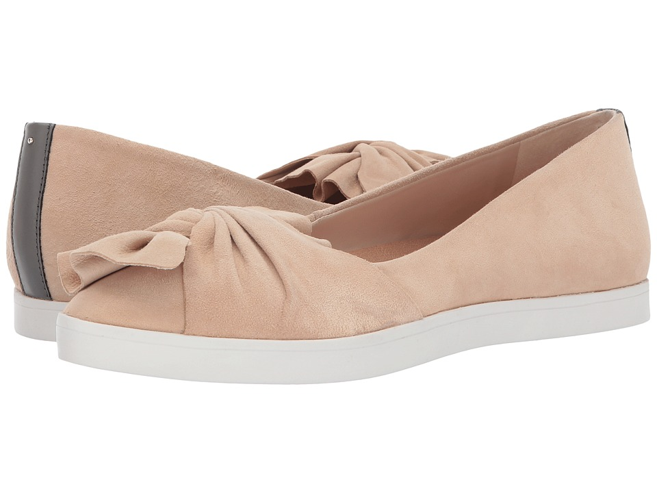 Dr. Scholl's - Viv - Original Collection (Peaches/Cream Suede) Women's Shoes