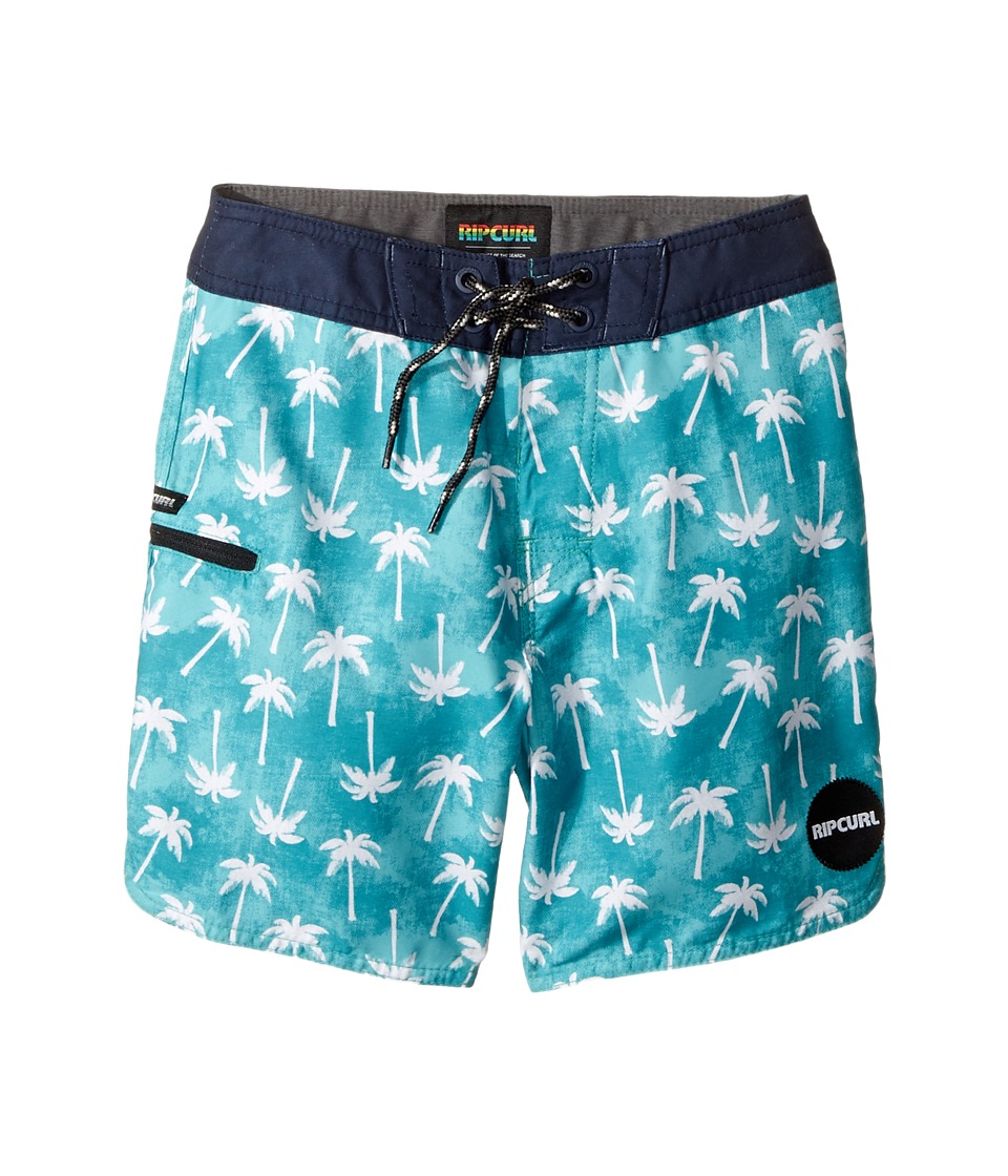 Rip Curl Kids Baker Boardshorts (Big Kids) (Teal) Boy