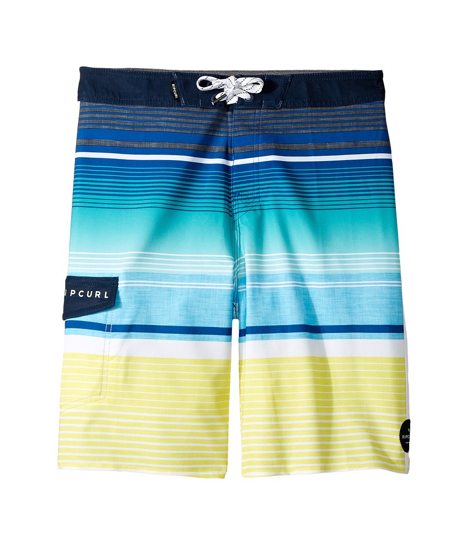 Rip Curl Kids Mirage Generate Boardshorts (Big Kids) (Teal) Boy