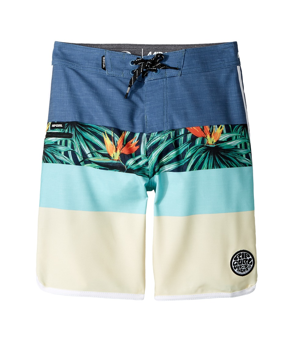 Rip Curl Kids Mirage Crew Boardshorts (Big Kids) (Yellow) Boy
