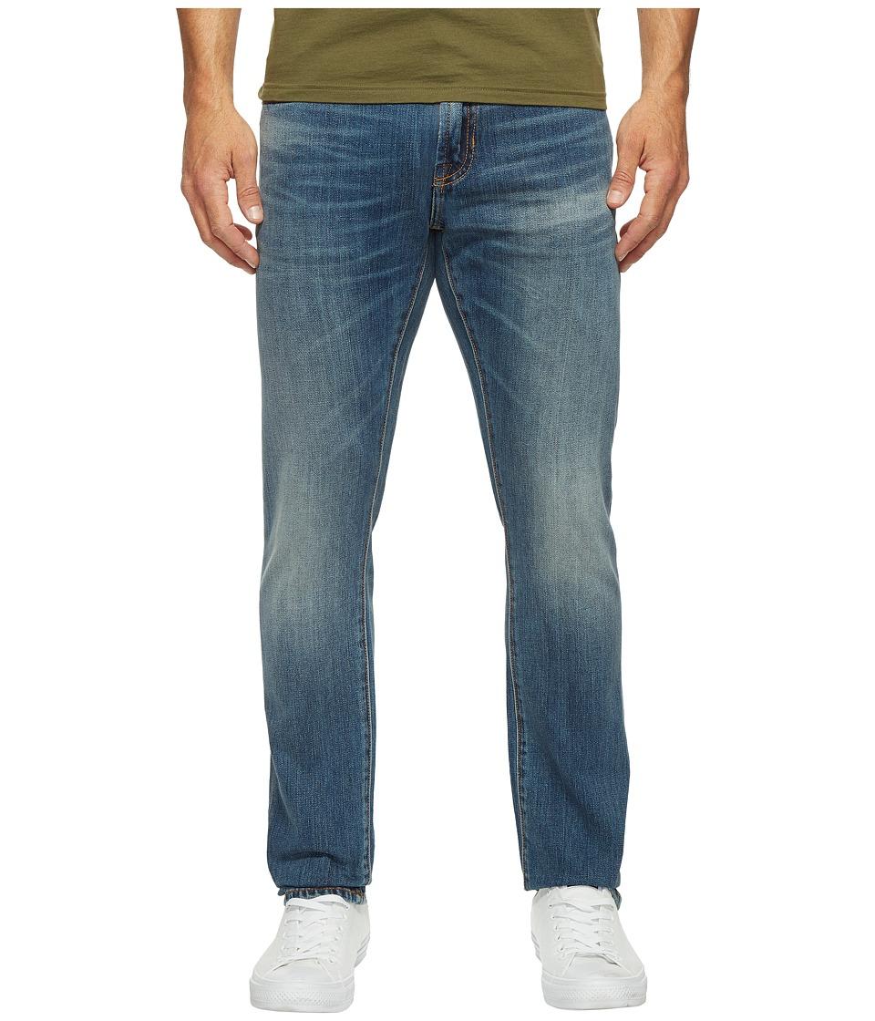 Jean Shop - Jim Slim in Work Worn Medium Selvedge (Work Worn Medium Selvedge) Men's Jeans
