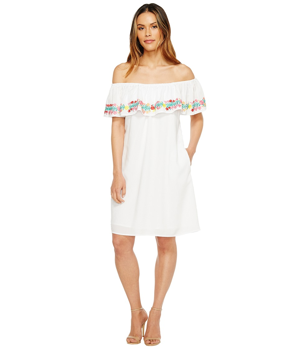 CATHERINE Catherine Malandrino Leonie Dress (Bright White) Women