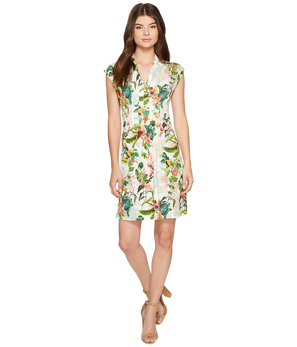 CATHERINE Catherine Malandrino Tinka Dress (Jungle Floral) Women