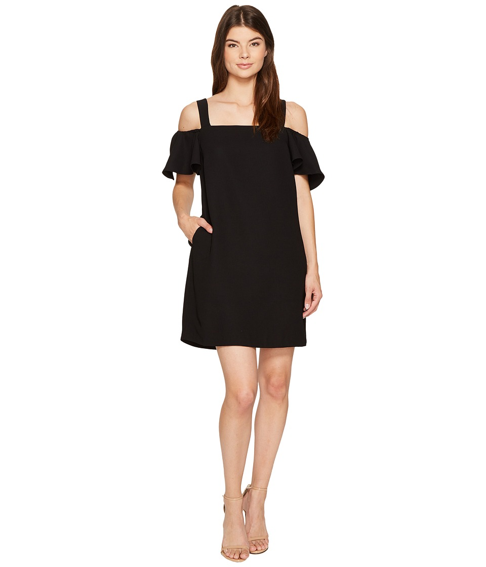CATHERINE Catherine Malandrino Hale Dress (Black Beauty) Women