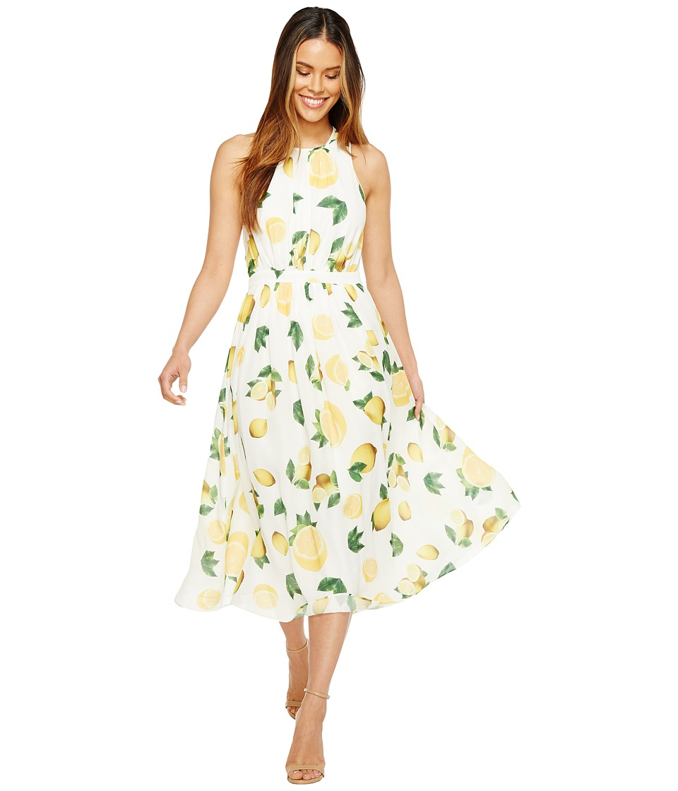 CATHERINE Catherine Malandrino Alfie Dress (Lemon Drop) Women