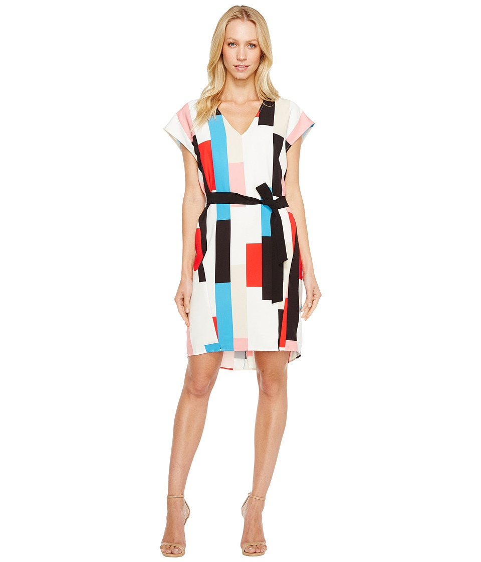 CATHERINE Catherine Malandrino Manson Dress (Block Party Stripe) Women