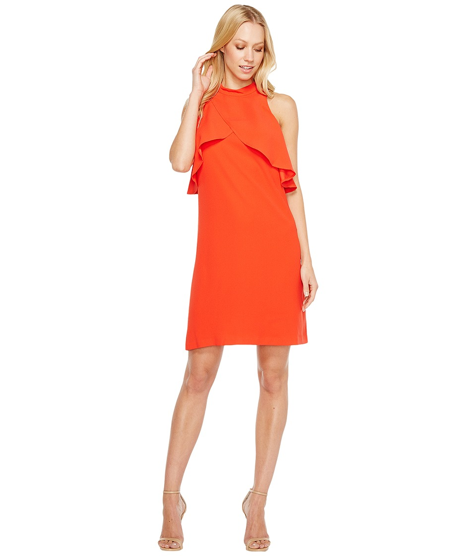 CATHERINE Catherine Malandrino Aldridge Dress (Tomato Red) Women