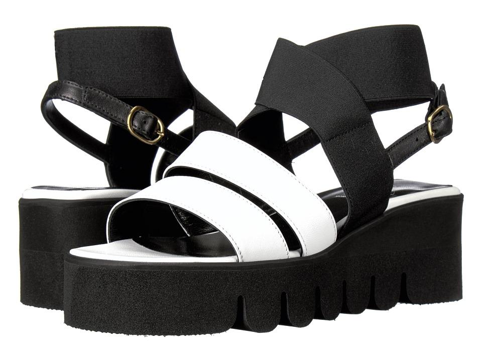 ASKA - Harper (White) Women's Sandals