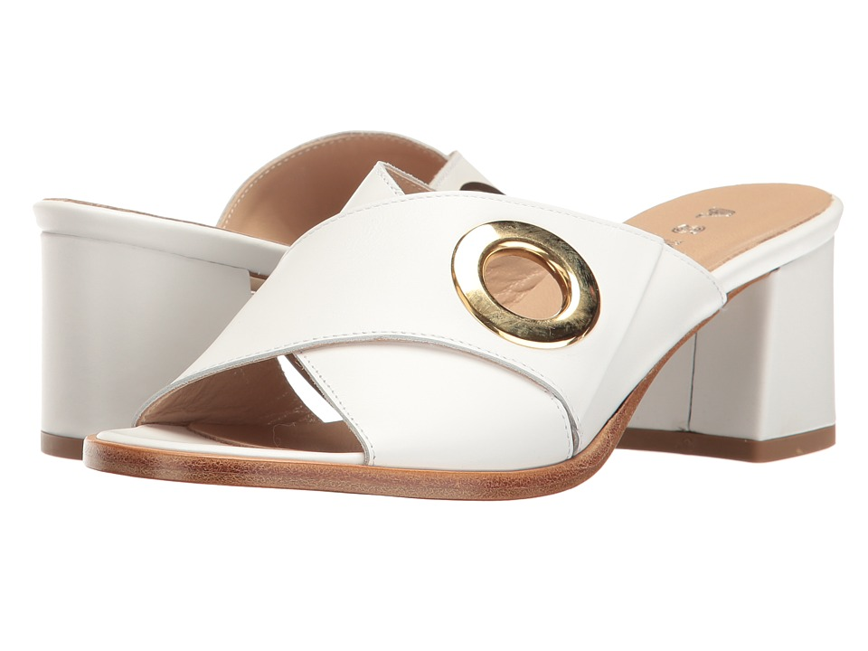 ASKA - Belle (White) Women's Shoes