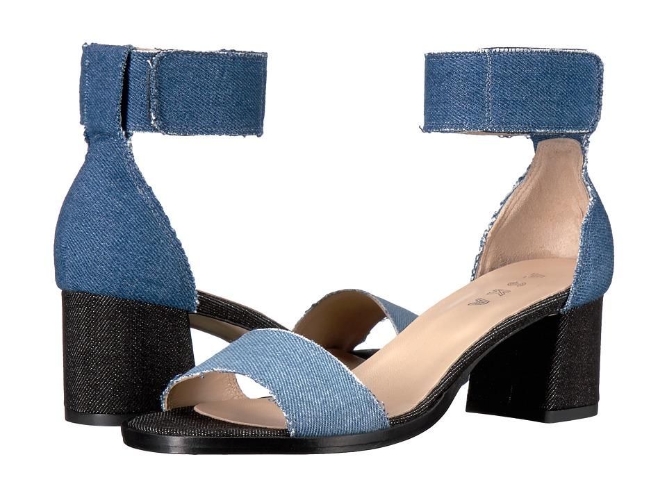 Image of ASKA - Blakely (Multi Denim) Women's Shoes