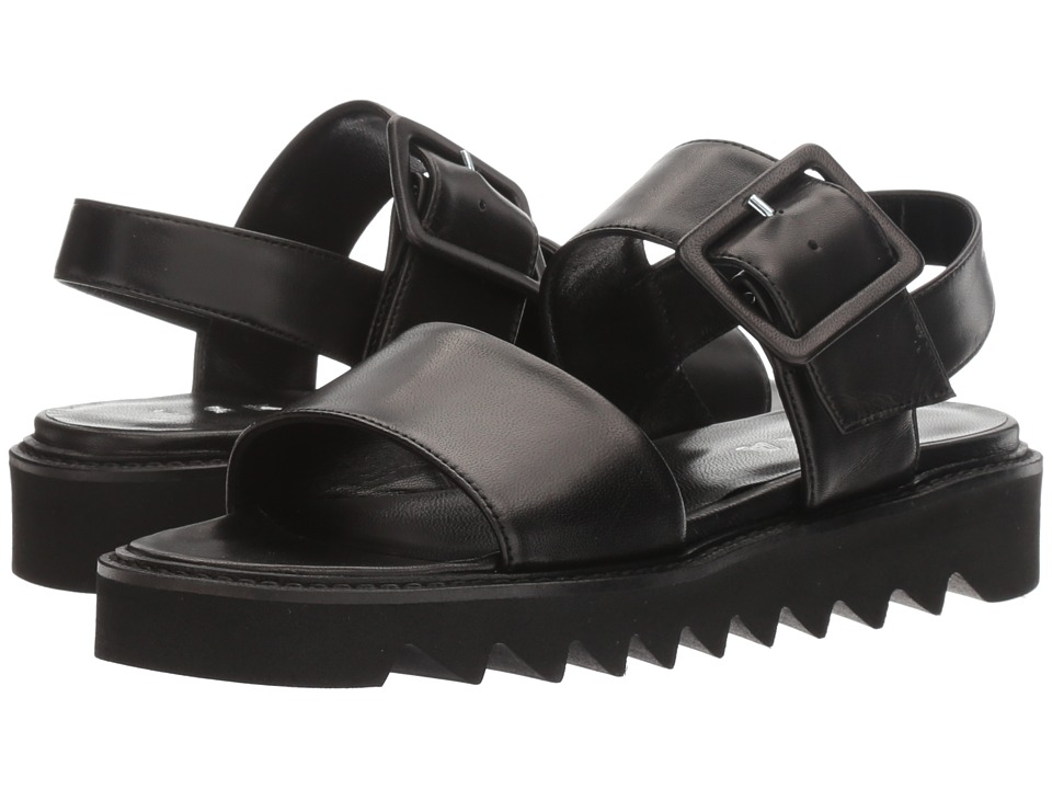 ASKA - Ellis (Black) Women's Sandals