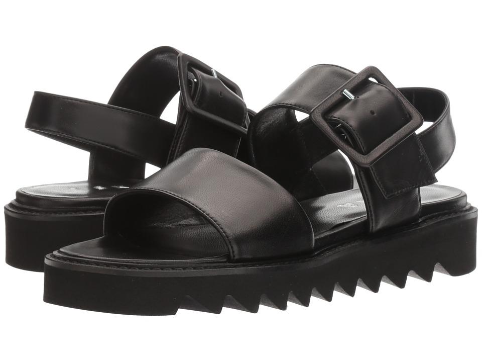 ASKA - Ellis (Black) Women's Sandals