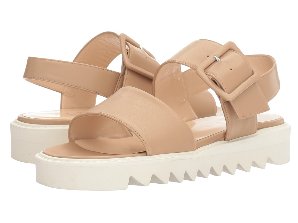 ASKA - Ellis (Nude) Women's Sandals