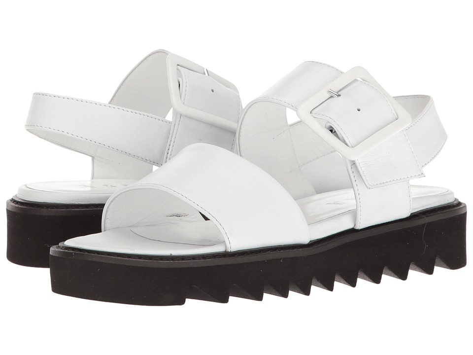 ASKA - Ellis (White) Women's Sandals