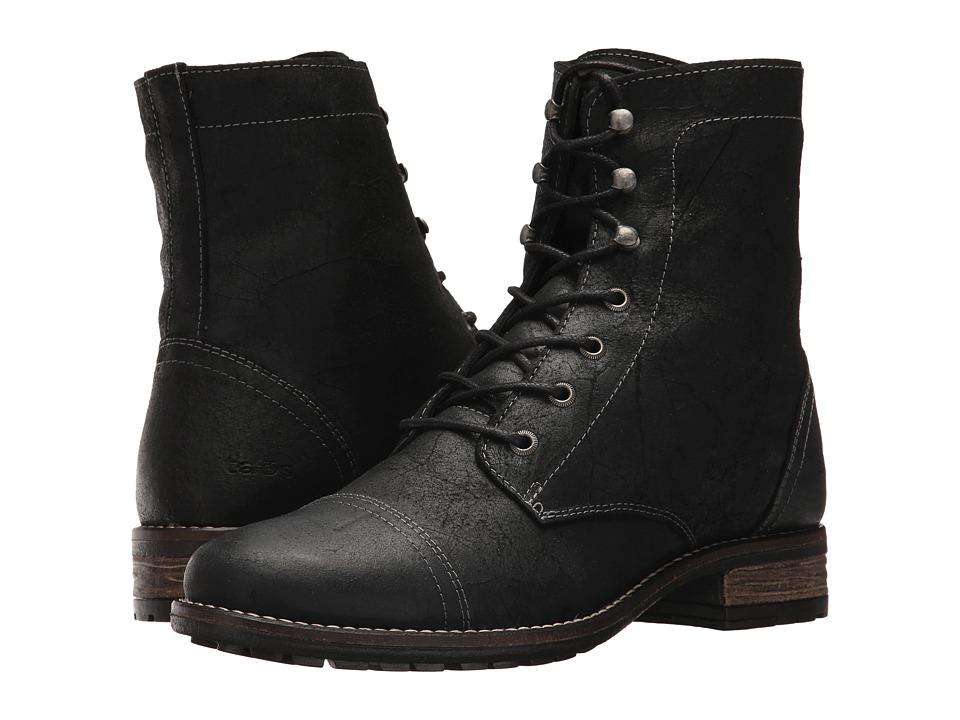 Taos Footwear Comrade (Black) Women