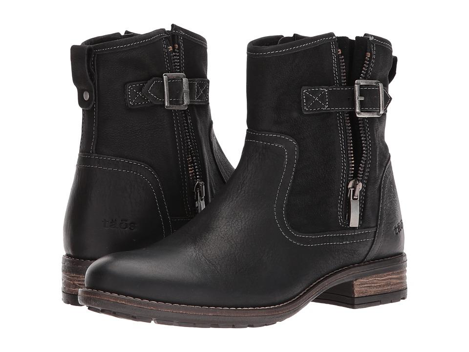 Taos Footwear Convoy (Black) Women