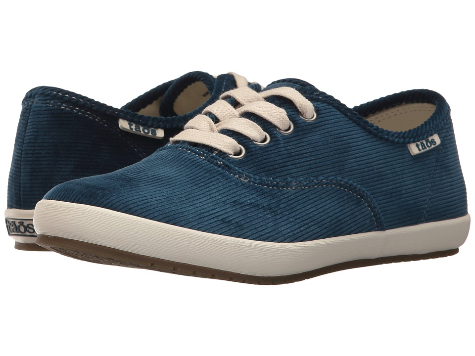 Taos Footwear Guest Star (Blue Cord) Women