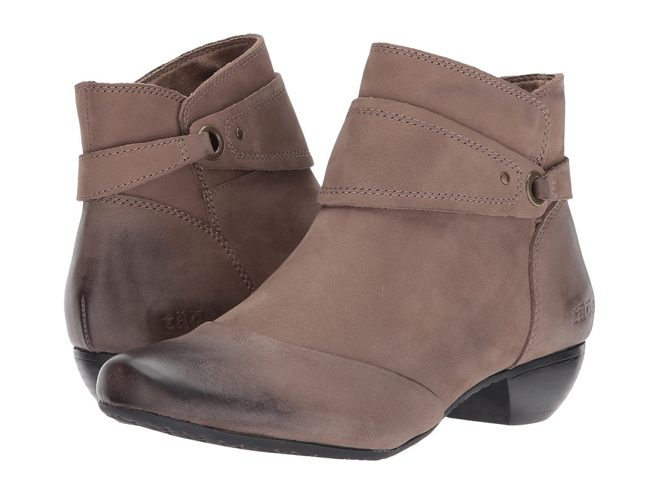 Taos Footwear Image (Taupe Oiled) Women