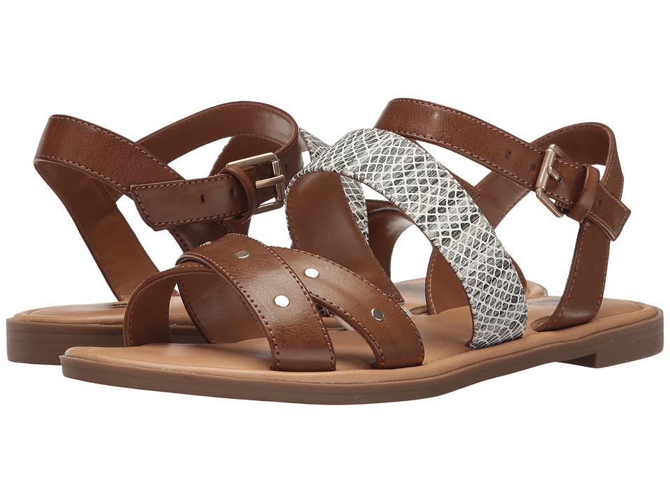 Dr. Scholl's - Evelyn (Carmel/Snake Print) Women's Shoes