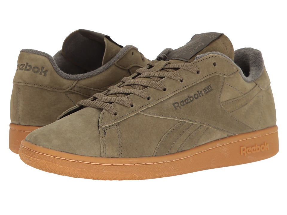 Reebok - NPC UK GUM (Modern Olive/Gum) Men's Shoes