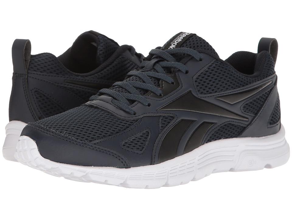 Reebok - Reebok Supreme Run MT (Smokey Black/Black/White) Women's Shoes