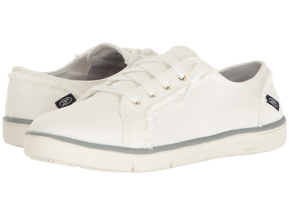 Dr. Scholl's - Wake (White Canvas) Women's Shoes