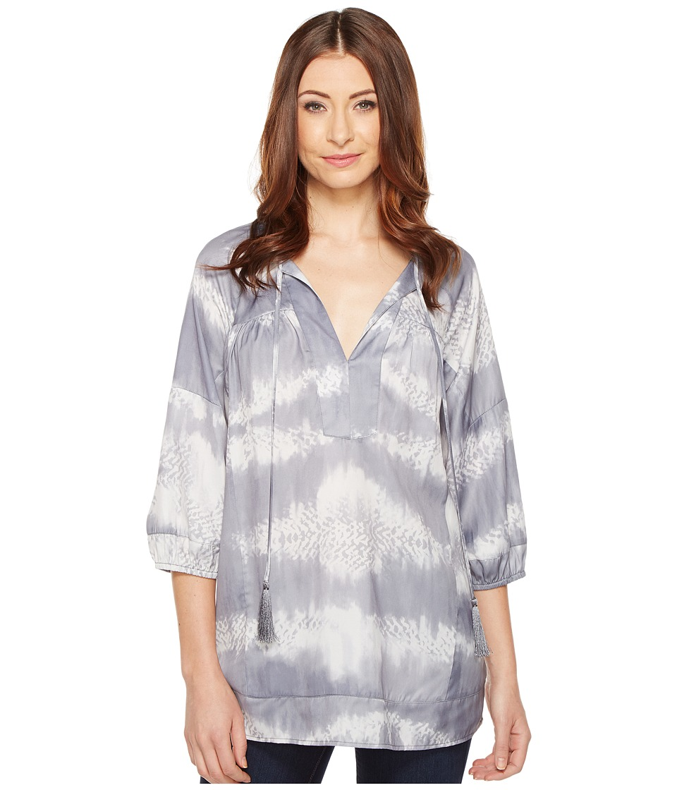 Tart - Adira Top (Textured Shibori) Women's Clothing