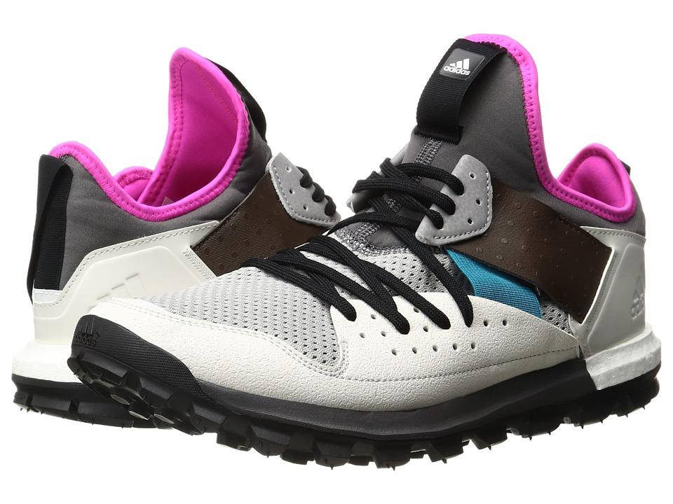 adidas x Kolor - Response Boost Sneaker (Clear Onyx/Granite/Talc) Men's Shoes
