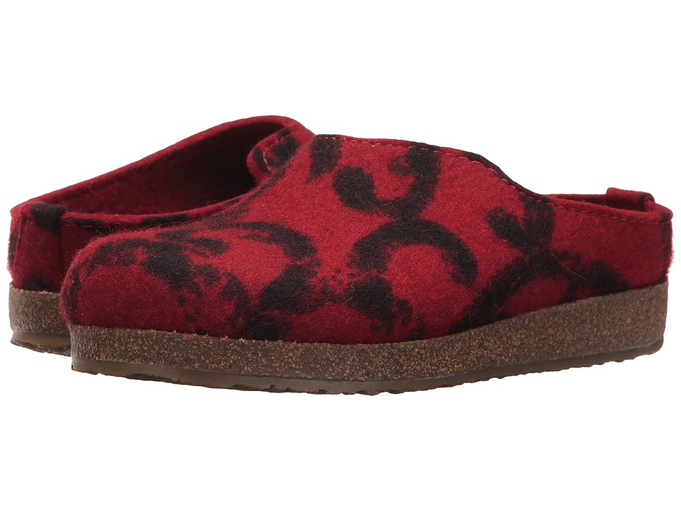 Haflinger Fashion (Red) Women