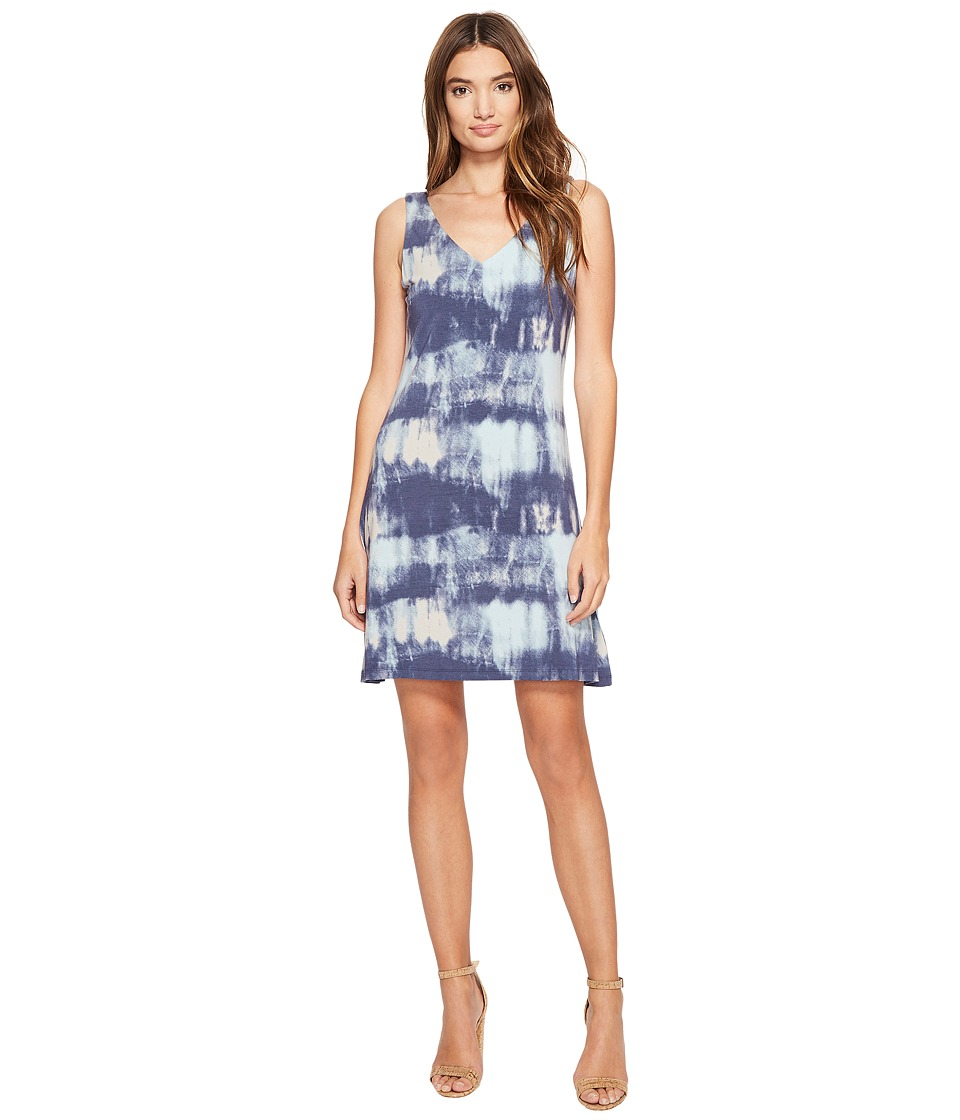 Tart - Charlie Dress (Abstract Watercolor) Women's Dress