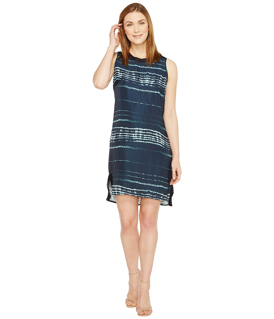 Tart Celestia Dress (Shibori Stripe) Women
