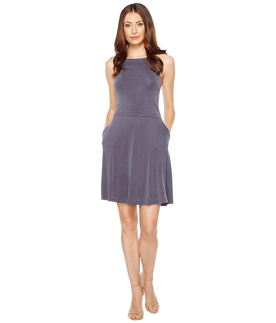 Tart - Oasis Dress (Steel Blue) Women's Dress