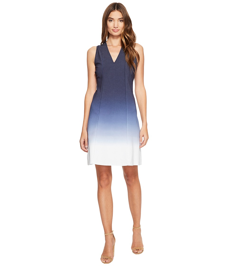 Tart - Felicity Dress (Navy Dip-Dye) Women's Dress