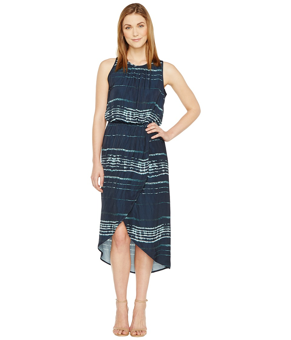 Tart - Hester Dress (Shibori Stripe) Women's Dress