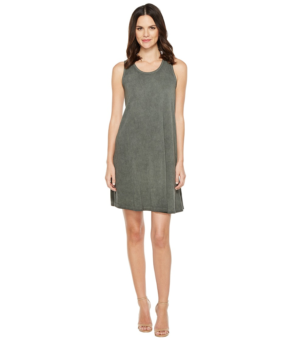 Tart - Bran Dress (Olive Garment Dye) Women's Dress