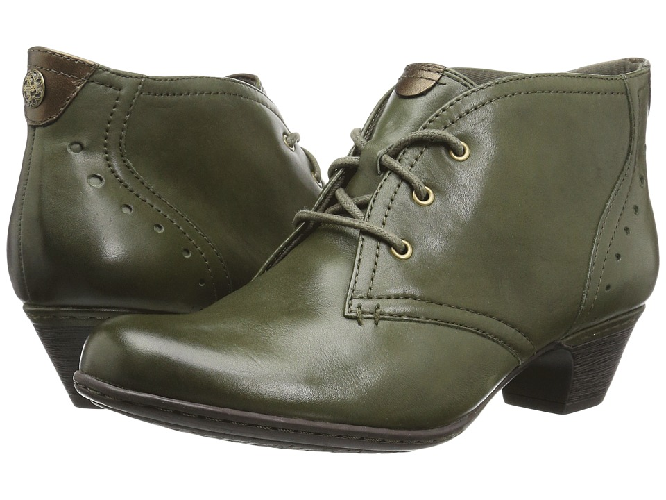 Rockport Cobb Hill Collection Cobb Hill Aria (Evergreen Leather) Women