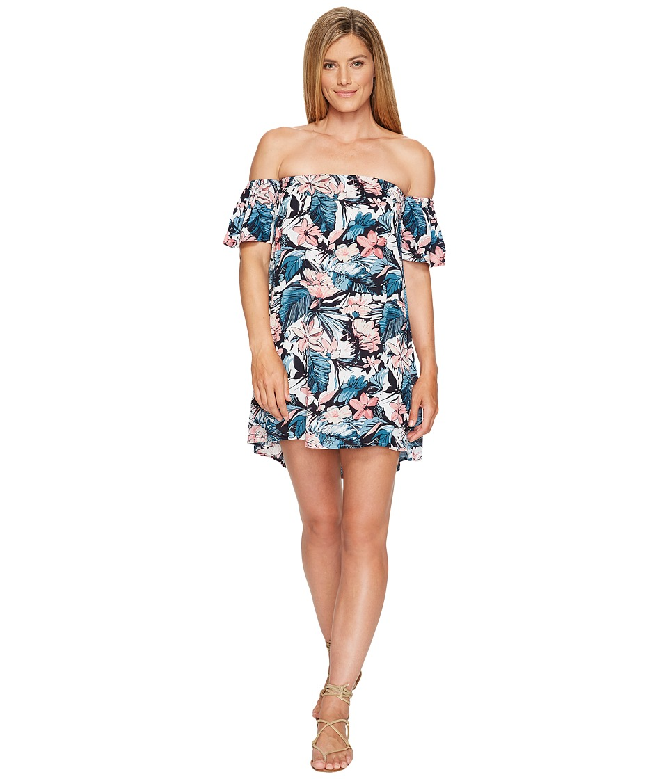 Spiritual Gangster - Waikiki Island Dress (Waikiki) Women's Dress
