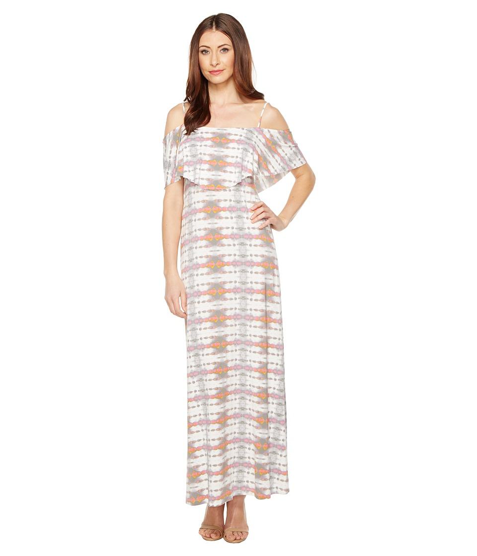 Tart - Tacita Maxi (Dyed Arrow Stripe) Women's Dress
