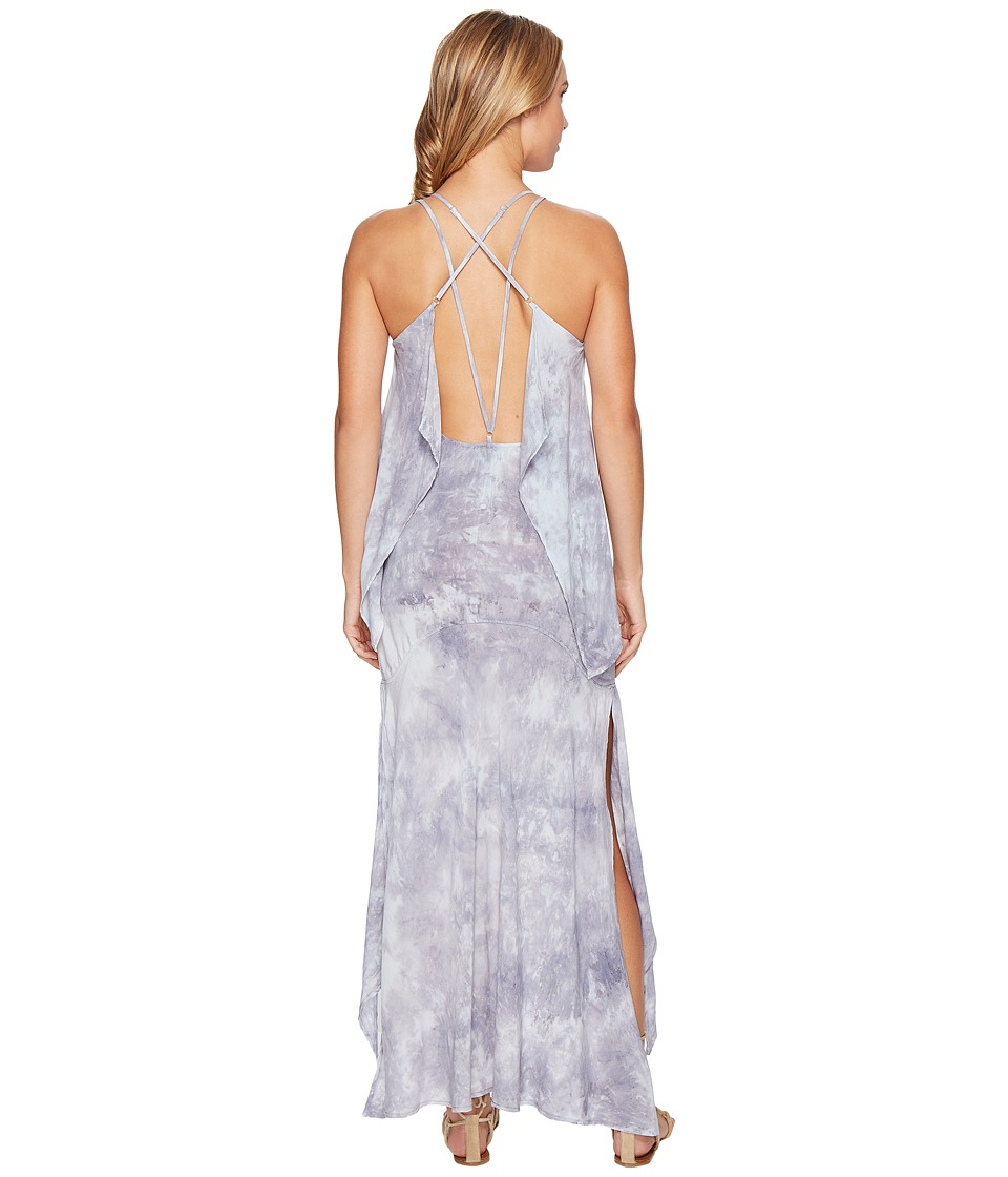Blue Life - Casbah Tiered Maxi (Goddess Oasis) Women's Clothing