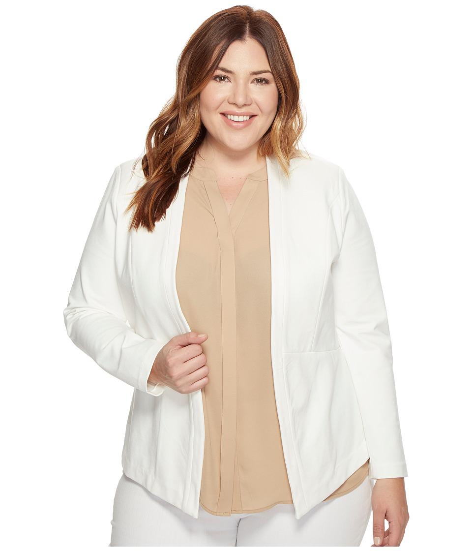 Tart - Plus Size Annabella Blazer (Gardenia) Women's Jacket
