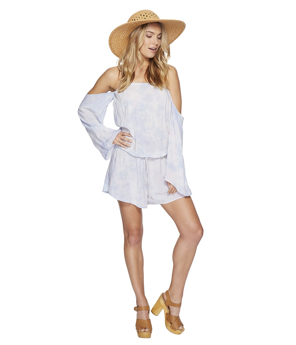 Blue Life - Life's a Beach Romper (Star Dust) Women's Jumpsuit & Rompers One Piece