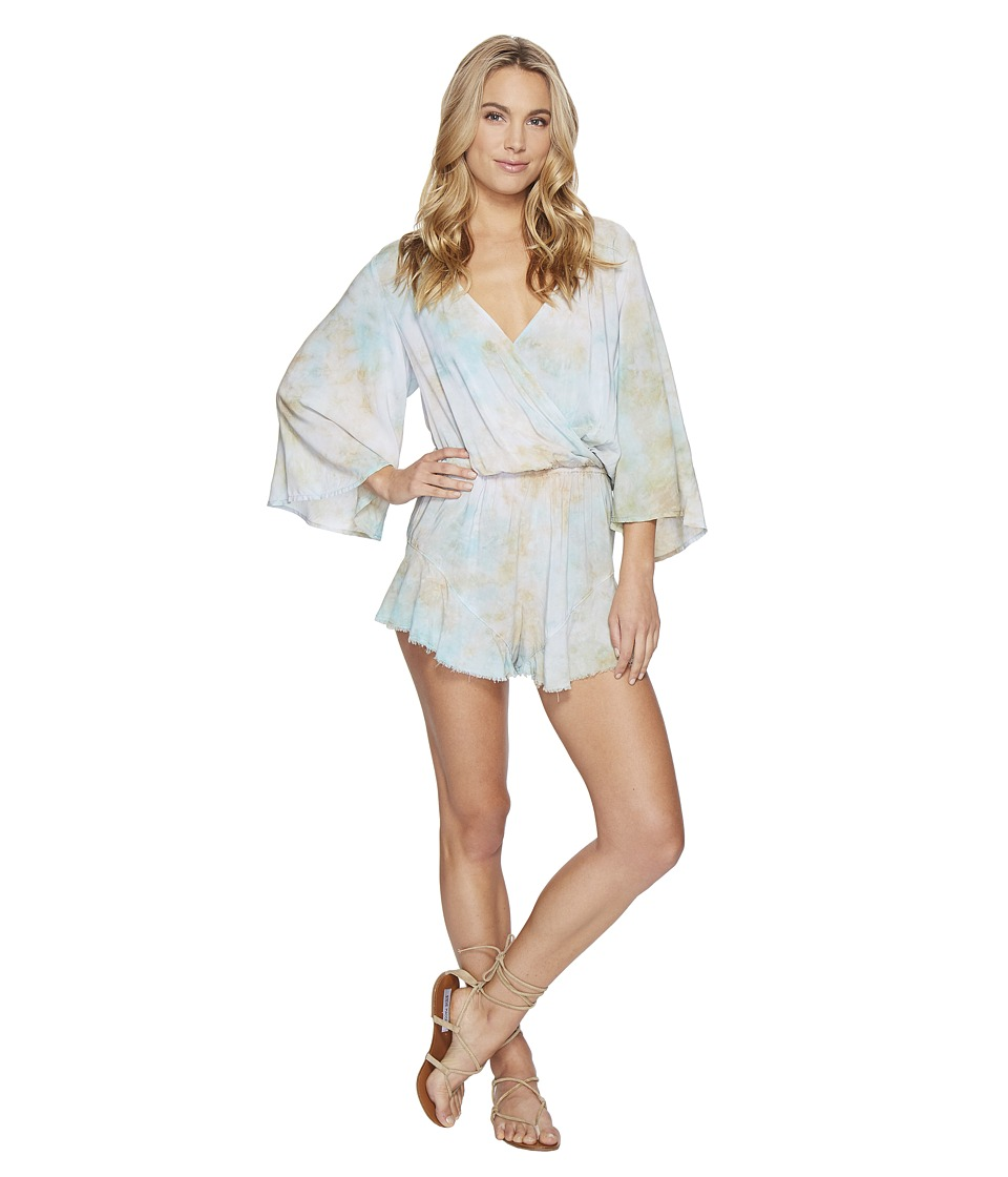 Blue Life - Flora Romper (Wonderland) Women's Jumpsuit & Rompers One Piece