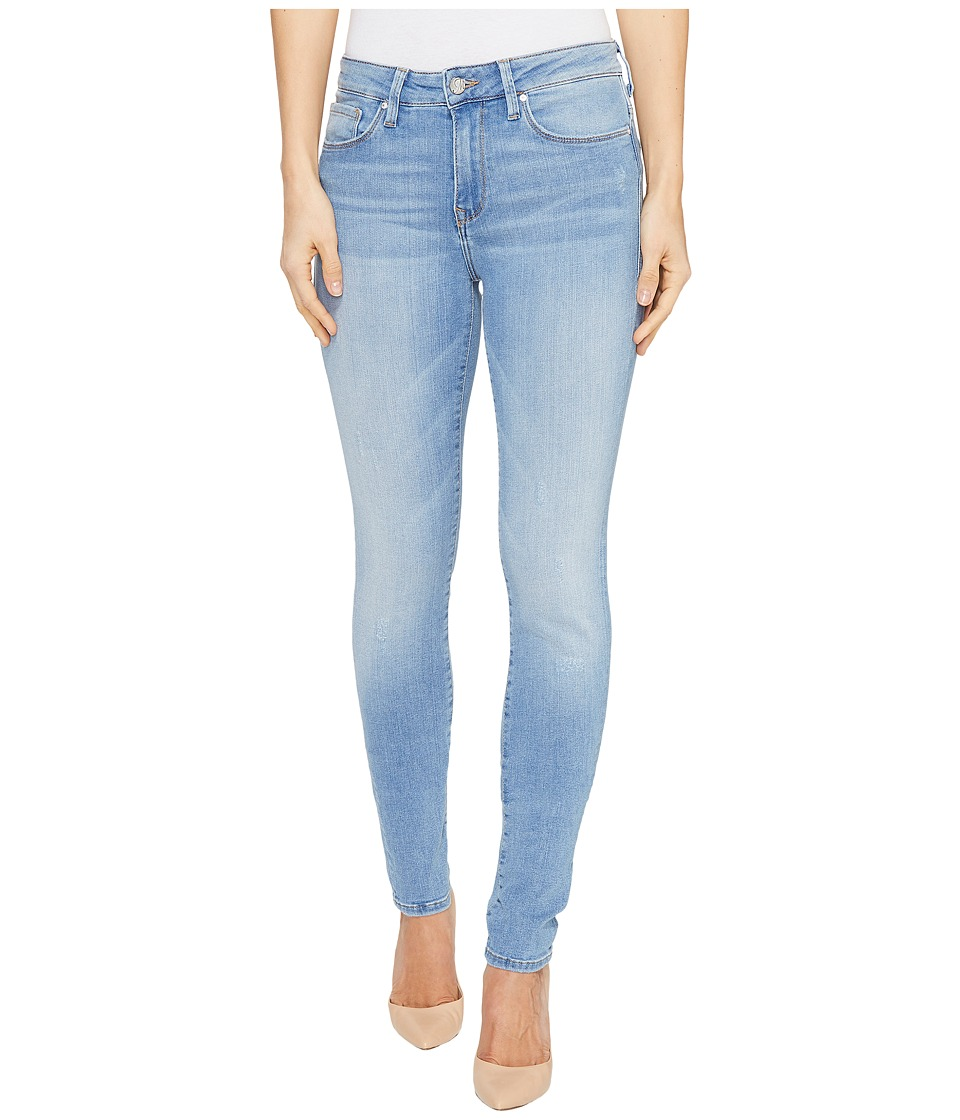 Mavi Jeans - Alissa High-Rise Skinny in Summer Ripped Tribeca (Summer Ripped Tribeca) Women's Jeans
