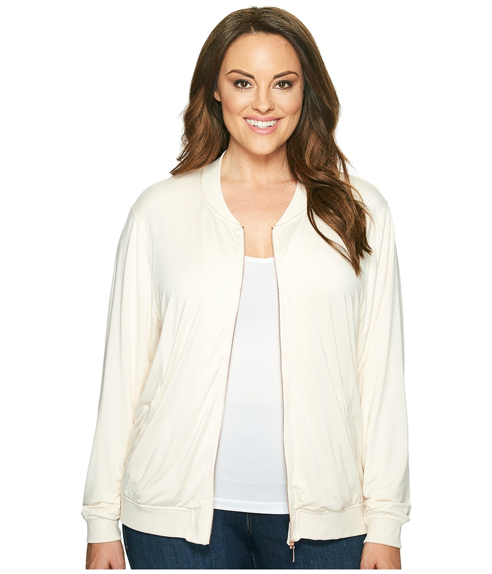 Tart - Plus Size Hollice Jacket (Light Blush) Women's Coat