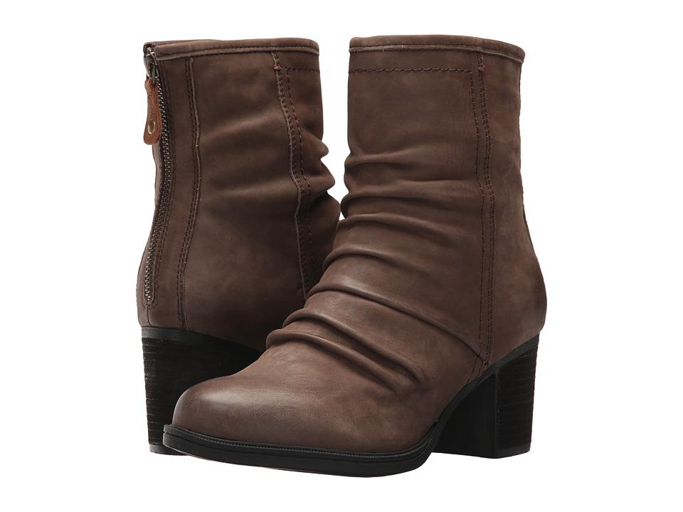 Rockport Cobb Hill Collection Cobb Hill Natashya Slouch Boot (Stone Nubuck) Women