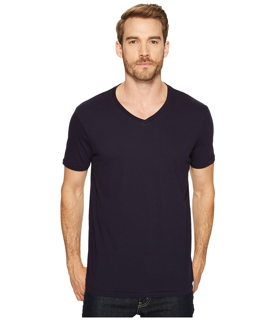 Lucky Brand - V-Neck Tee (Night Sky) Men's T Shirt